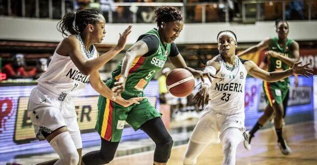 D'Tigress v Senegal