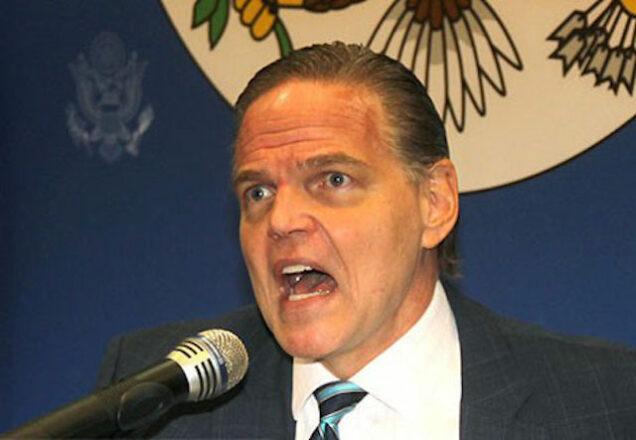 Daniel Foote quits as US envoy to Haiti