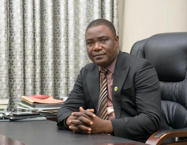 Dashe Arlat Dasogot, Chairman, Plateau State Internal Revenue Service (PSIRS)