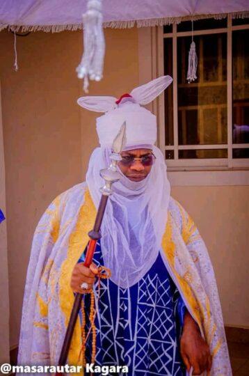 Emir of Kagara Alh Ahmed Garba Attahiru II