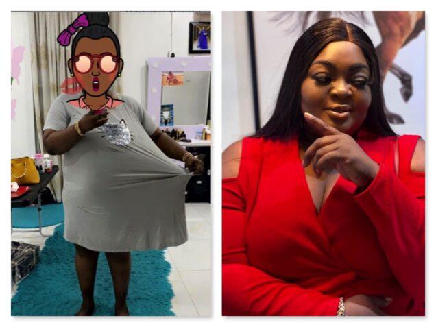 Eniola Badmus sheds weight