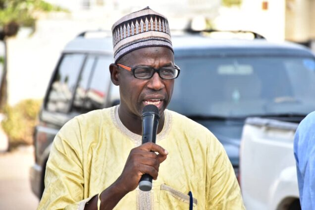 Executive Chairman of the Bauchi State Primary Healthcare Development Agency (BASPHCDA), Dr Rilwanu Mohammed