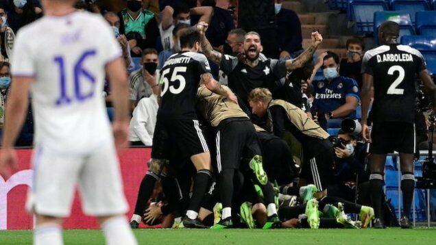 FC Sheriff stun Madrid at Santiago Bernabeu