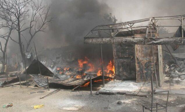 Fresh Kaduna attack