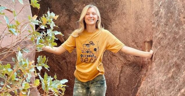 Gabby Petito: body found in Wyoming Forest