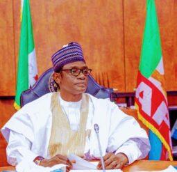 Governor Mai Mal Mala Buni mourns dead Buhari Villagers