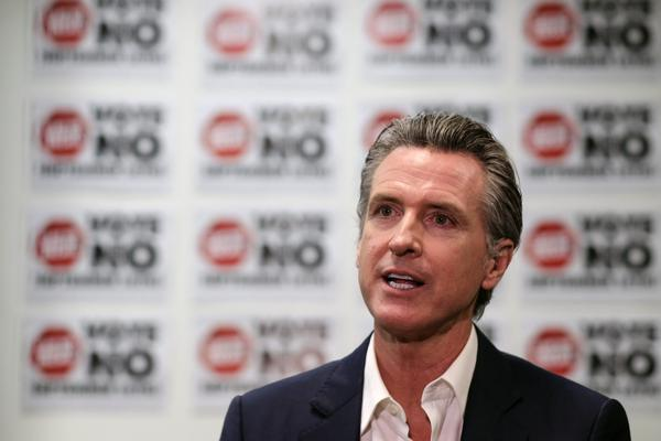 Governor Newsom: Will he be sacked?
