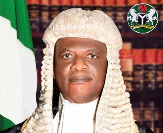 Justice Samuel Chukwudumebi Oseji