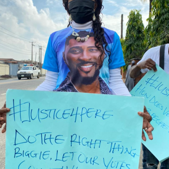 Justice for Pere