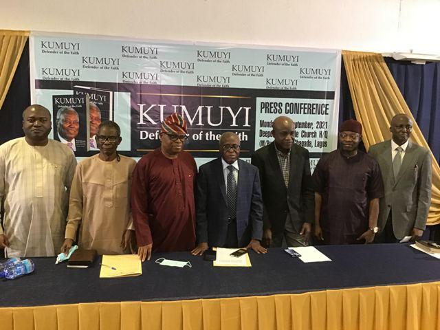 Osinbajo to hit Lagos for unveiling of Kumuyi's biography