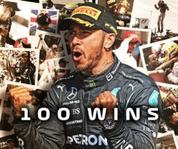 Lewis Hamilton records unprecedented 100 Formula 1 wins