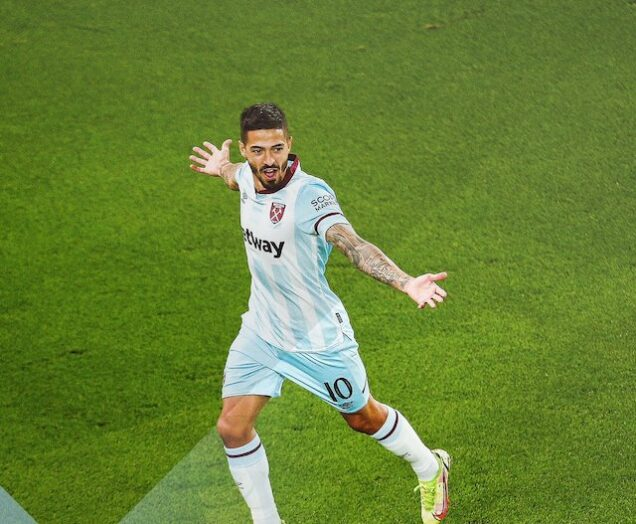 Manuel Lanzini scored the only goal of the match