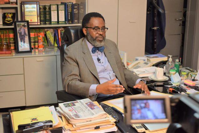 Moyosore Onigbanjo Lagos Attorney General
