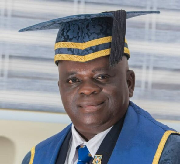 Mr Adewuyi Popoola