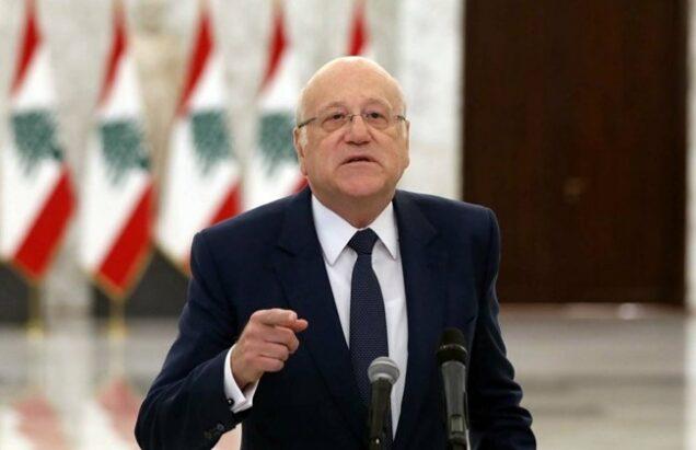 Najib Mikati leads Lebanon's new govt
