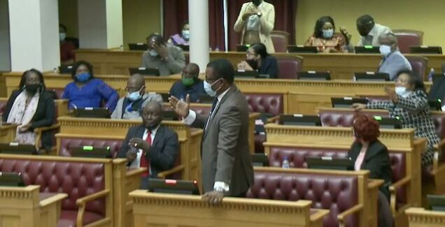Namibian lawmakers debate Germany's $1.3B compensation offer for genocide