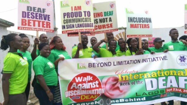 Nigerian National Association of the Deaf