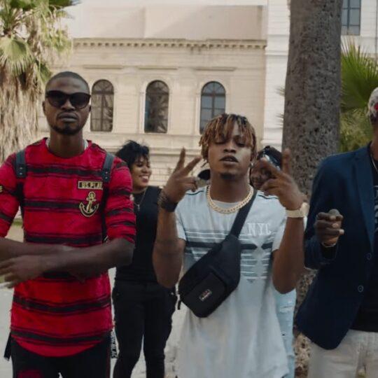 Nigerian migrants in Sicily export Afrobeats music
