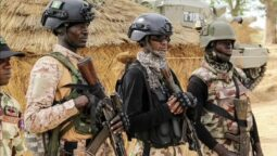 Nigerian soldiers in deadly ambush by ISWAP