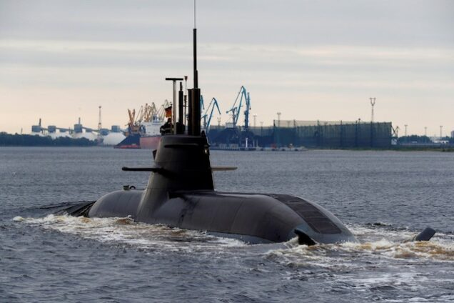 Nuclear-powered submarines for Australia