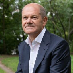 Olaf Scholz: his Social Democrats narrowly beats  Merkel's Conservatives