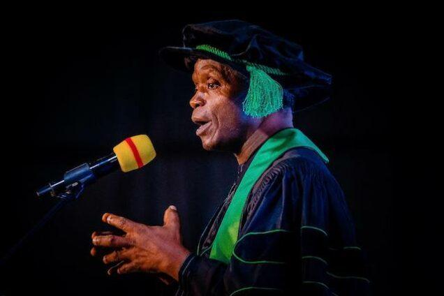 Osinbajo addresses graduands of NUTM in Lagos