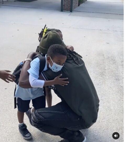 En instance de ''divorce'', Paul Okoye retrouve son épouse, et ses enfants aux Etats-Unis-VIDEO