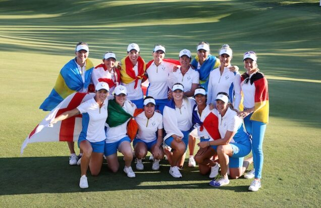 Solheim Cup champions