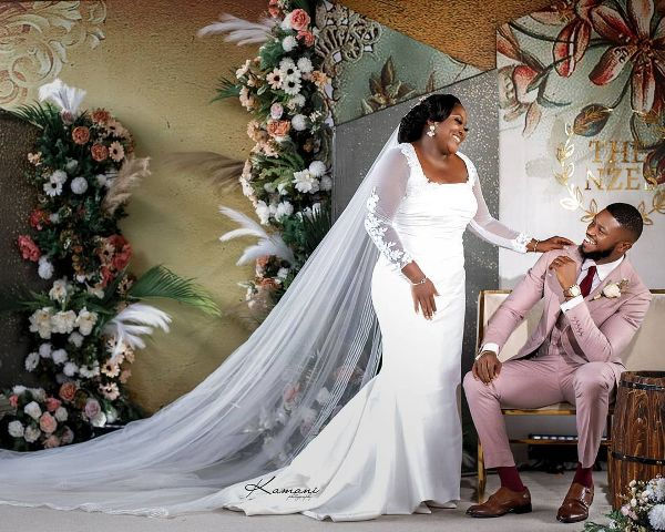 Nze and Obasi wed in Lagos