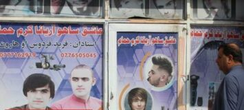 Taliban ban barbers from trimming beards in Afghanistan province