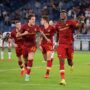 Tammy Abraham, right scores for Roma