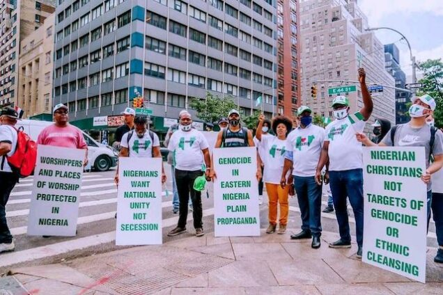 The Buhari supporters