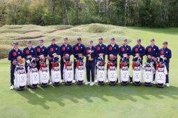U.S. Ryder Cup team in commanding lead of Europe