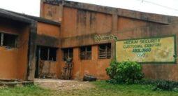 Abologo Correctional Centre in Oyo
