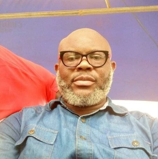 CSO Chinedu Onyeche: Arrested for allegedly assaulting and stripping leader of Etche LGA Legislative Assembly, Cynthia Nwala.