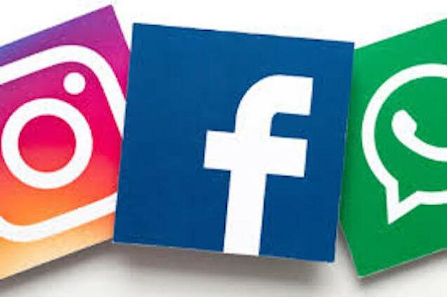 Facebook, Instagram and WhatsApp offline