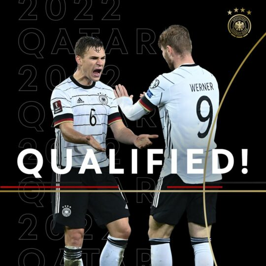 Germany first nation to book Qatar ticket