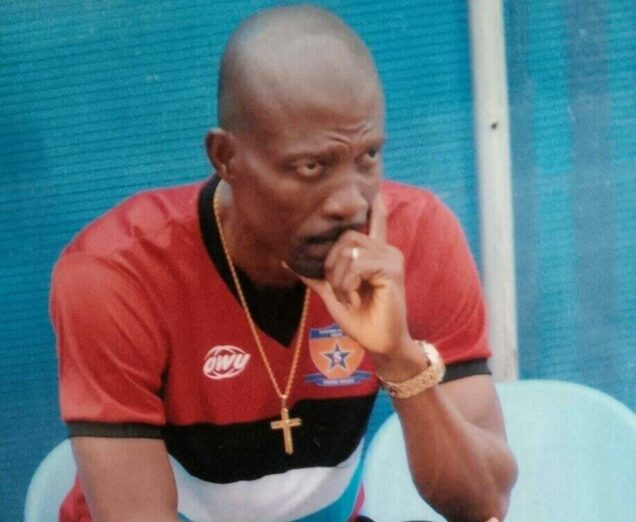 Kayode Olujohungbe a.k.a Coach Kay