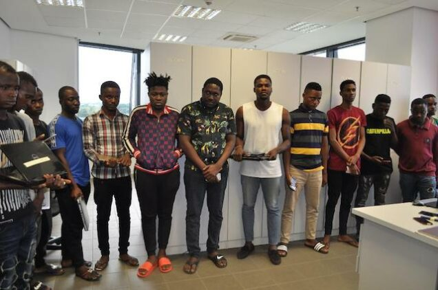 LAUTECH students arrested for Yahoo Yahoo in 2019