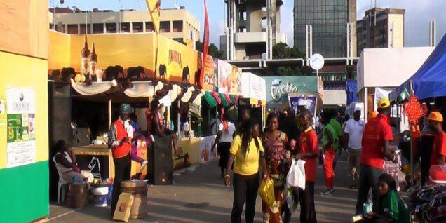 Lagos Trade Fair at TBS in 2019