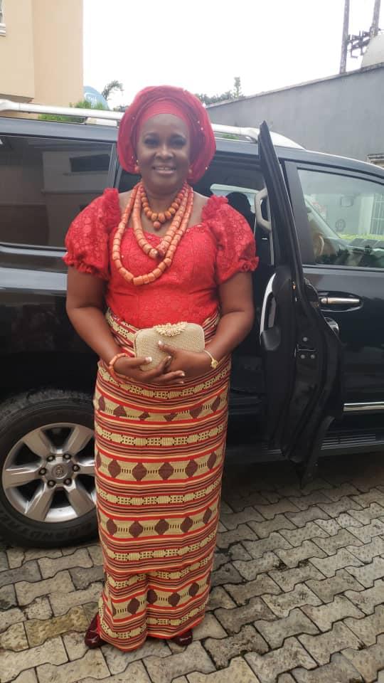 Meet the bride Erumena now Mrs Akpoghene Adaiah
