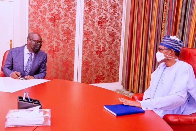 Obaseki and Buhari