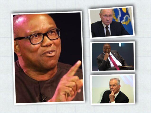 Peter Obi, Putin, Kenyatta, Blair, secret wealth exposed by Pandora Papers