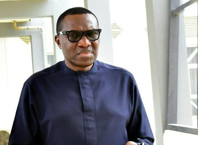 Senator Andy Uba Anambra APC governorship candidate