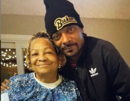 Snoop Dogg and mom Beverly Tate