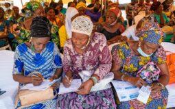 Women in Lagos